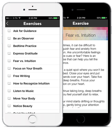 Exercises to strengthen your intuition